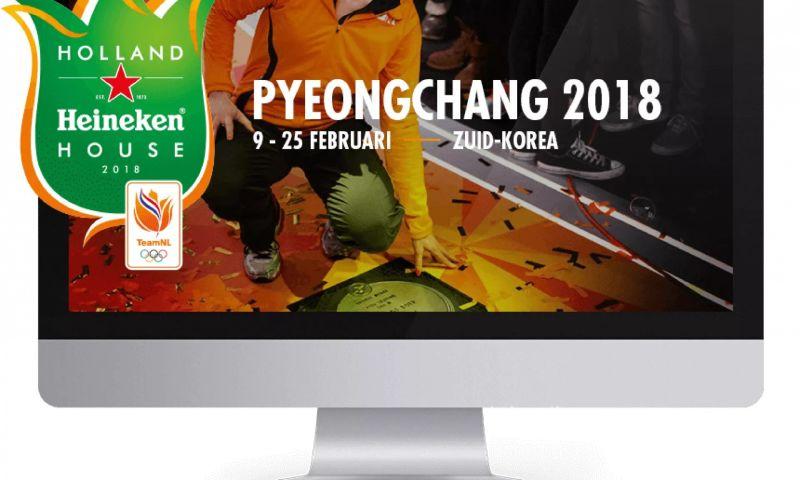 DPDK Digital Agency - Heineken: An experience platform for fans of the Dutch Olympic team