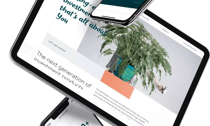 DPDK Digital Agency - Forward You: The brand transformation of a cutting-edge tech-financial