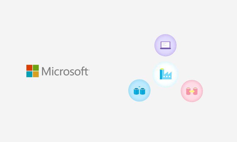 Verstiuk Production - Microsoft ADF – 2D Animated Explainer Video
