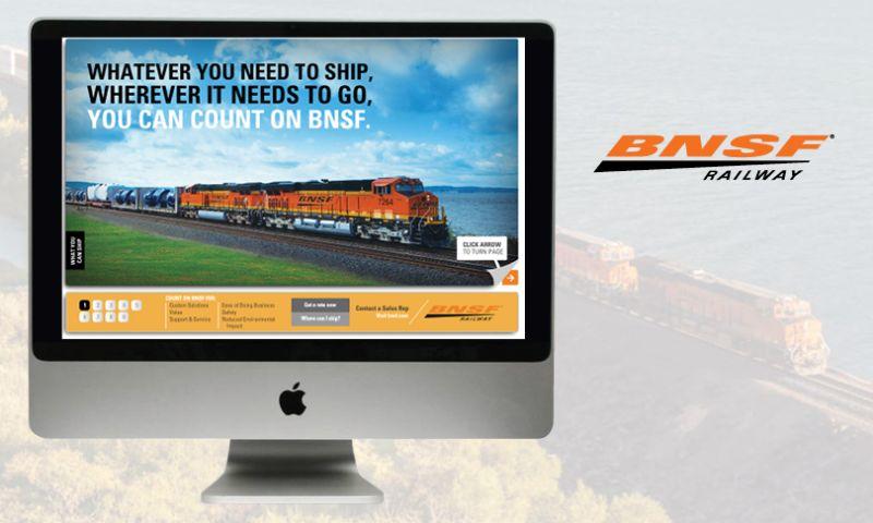 SullivanPerkins - BNSF Railway Microsite