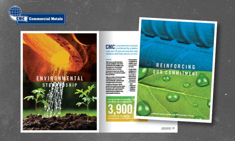SullivanPerkins - Commercial Metals Sustainability Report