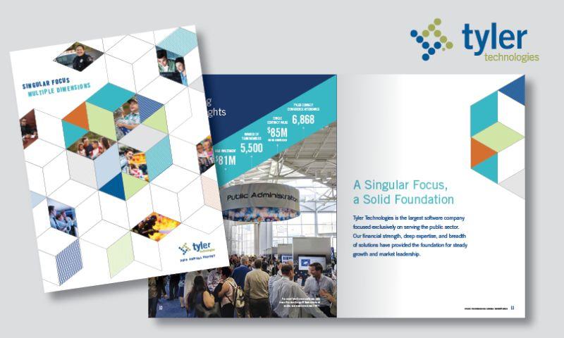 SullivanPerkins - Tyler Technologies Annual Report