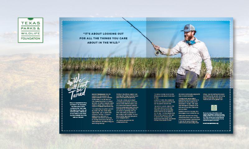 SullivanPerkins - Texas Parks and Wildlife Ad
