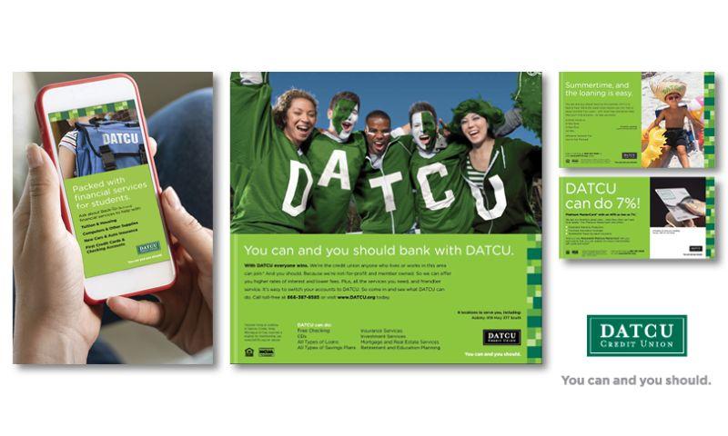 SullivanPerkins - DATCU Ad Campaign
