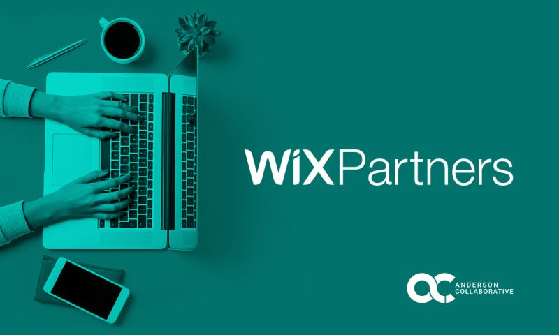 Anderson Collaborative - Wix Agency Partner