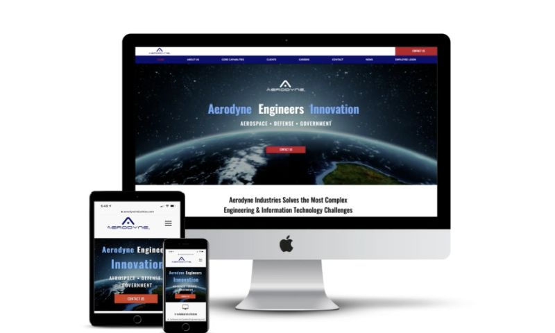 Flair Communication - Aerodyne Industries Corporate Website