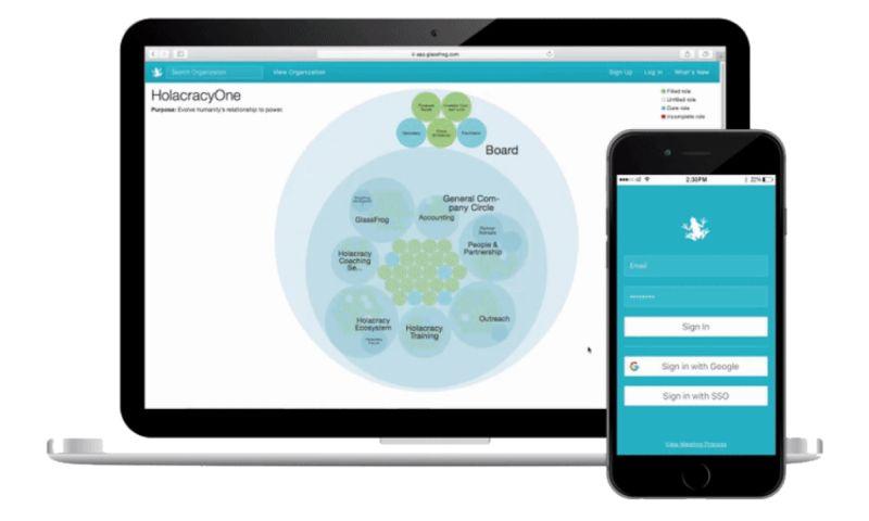 datarockets - GlassFrog - SaaS empowering Holacracy in organizations