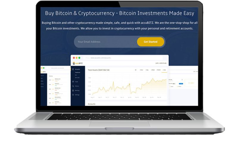 datarockets - accuBitz - platform to buy and sell cryptocurrencies