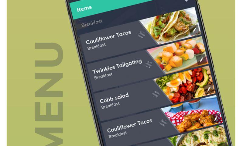 LME Services - Picture Menu App Development