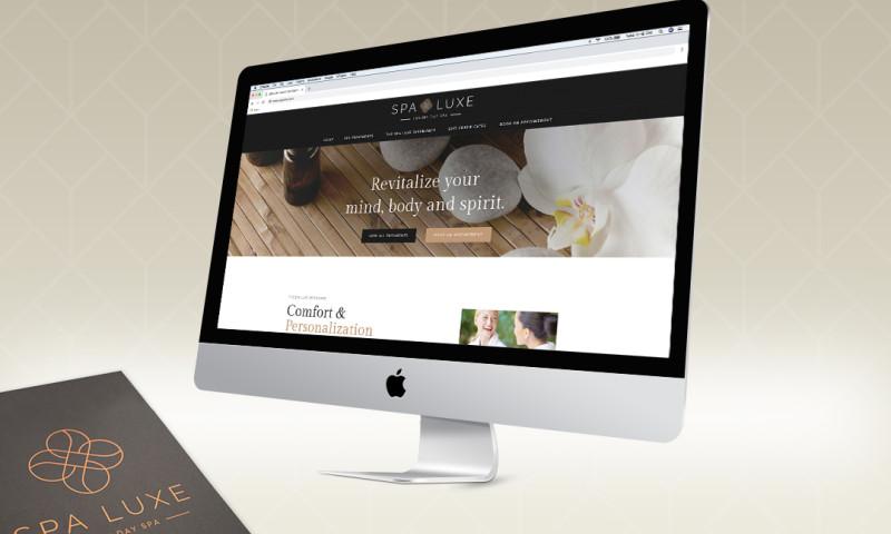 HMG Creative - Spa Luxe