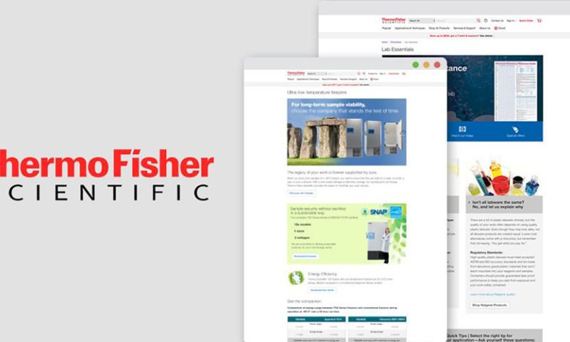 HMG Creative - Thermo Fisher Scientific