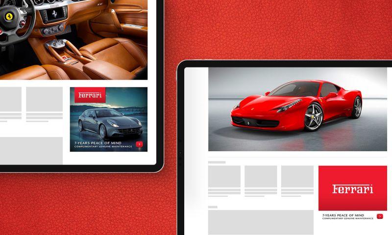Inovāt - Ferrari