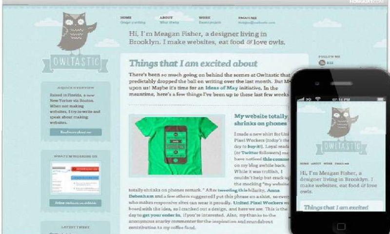 Incrementors Web Solutions - Responsive Web Design