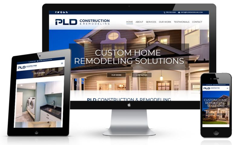 Web Services CT - PLD Construction & Remodeling