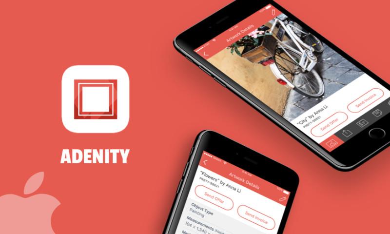 ANODA - Adenity iOS Mobile Application
