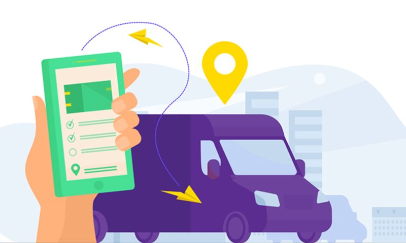 Taazaa Inc - Mobile App For Fleet Mileage Tracking And Expense Management