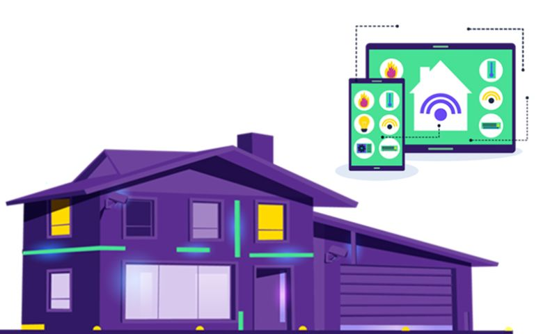 Taazaa Inc - IoT Application For Smart Lighting And Energy Conservation