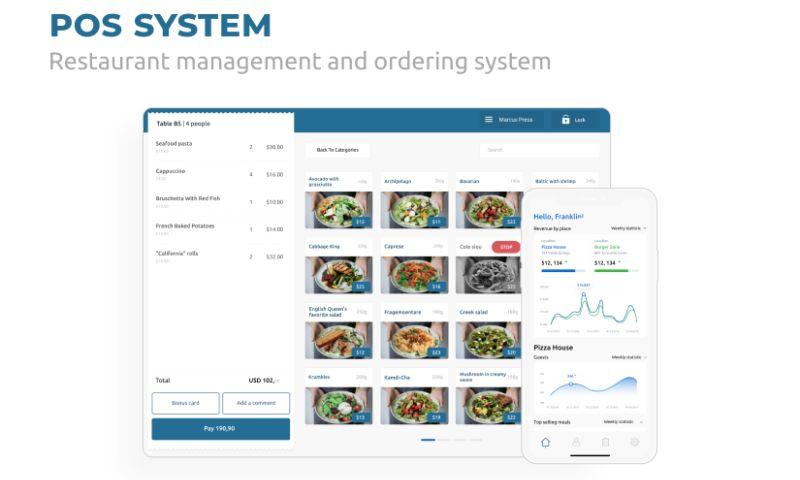 2muchcoffee - POS System - Restaurant Management Platform