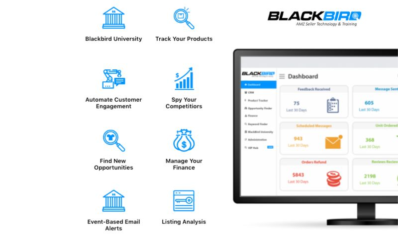 Vaival Technologies - BlackBird Suite