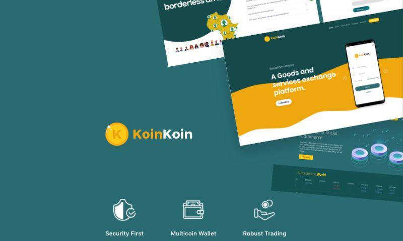Vaival Technologies - Koin Koin