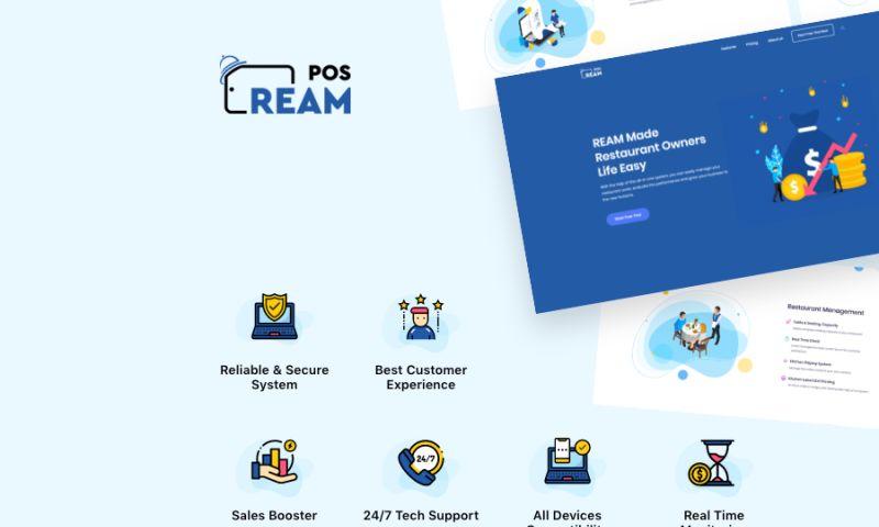 Vaival Technologies - REAM POS
