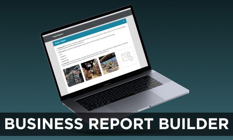 VironIT - Business Report Builder