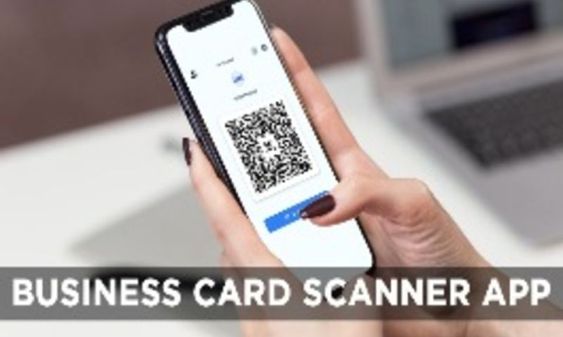 VironIT - Business card scanner app