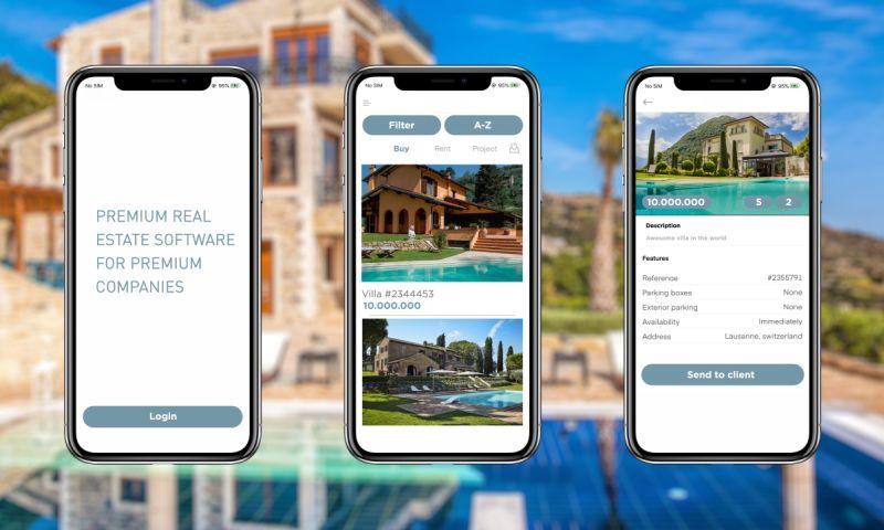 VironIT - Real Estate Software