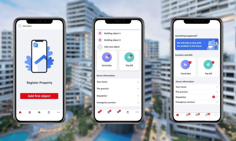 VironIT - Smart Home App
