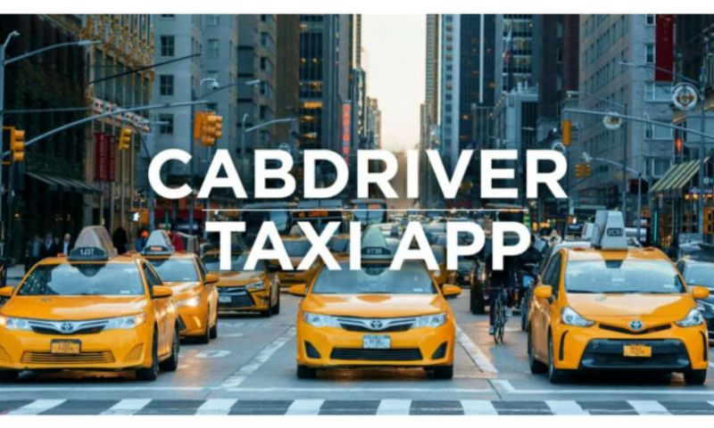 VironIT - CabDriver Taxi App