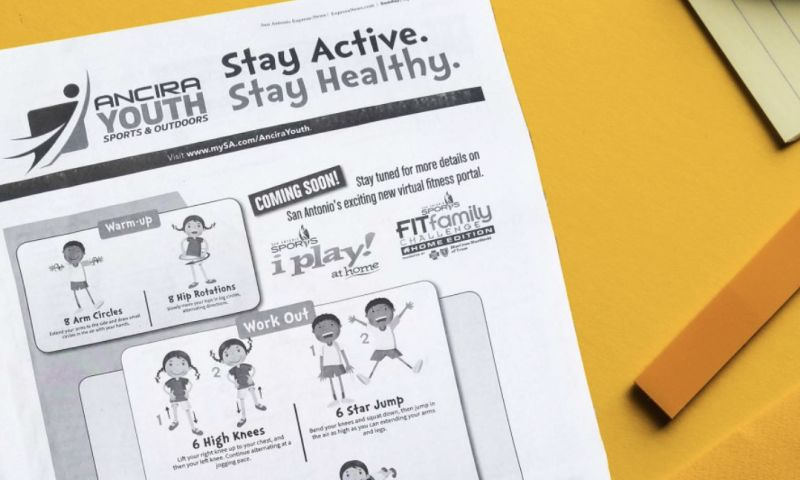 Noisy Trumpet: Digital and Public Relations - Stay Active. Stay Healthy.