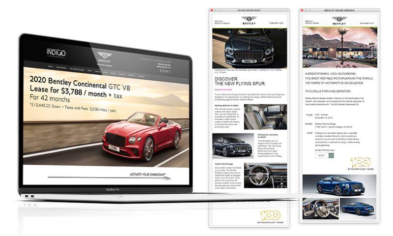 Sagon-Phior - Bentley: Brand Elevation Attracts Elite Customers