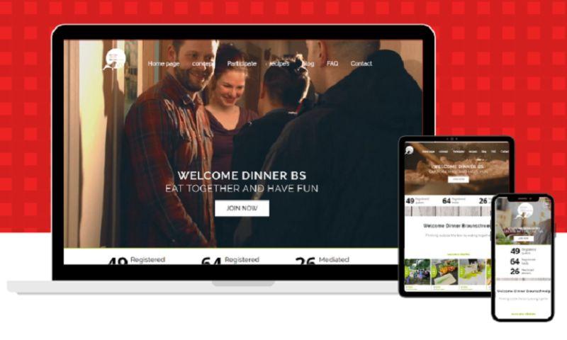 Webby Central LLC - Welcome Dinner Braunschweig