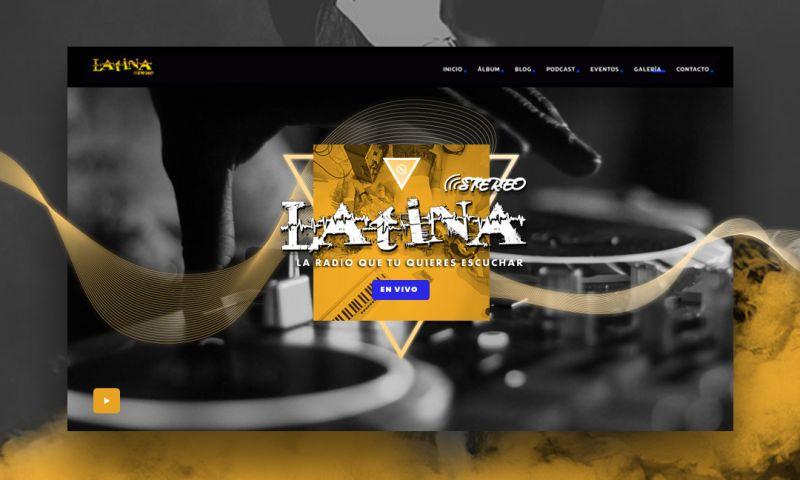 Prosandoval Creativo - Radio Latina Stereo FM