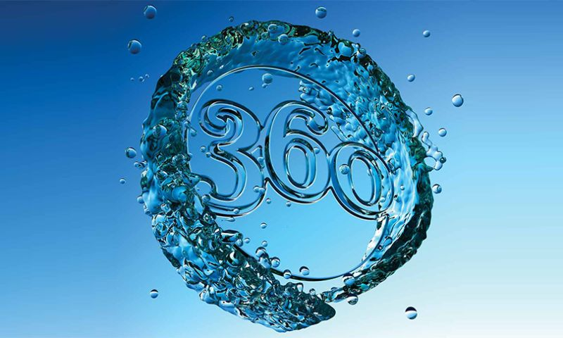 Sagon-Phior - 360 Vodka: Category Leader from Eco-friendly Design