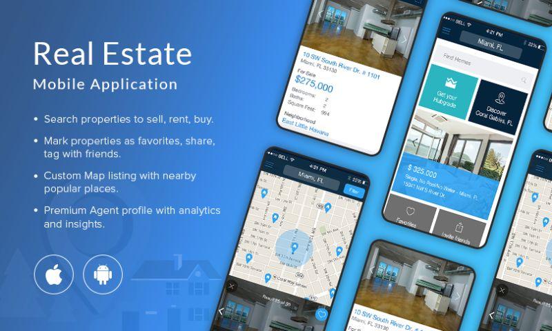 Tatvasoft - Real Estate Mobile Application