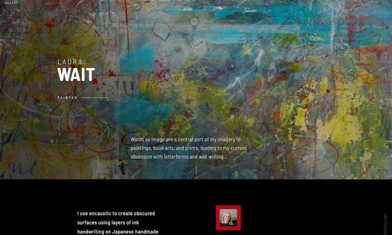 sliStudios Web Development - Hunter Squared Gallery