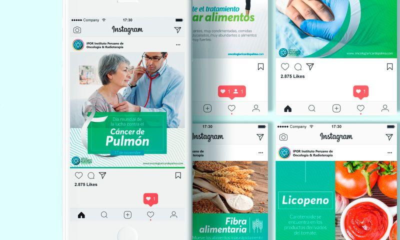 Drafics - Oncology social media