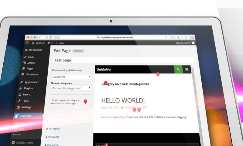 P2H - GuideMe WordPress Plugin