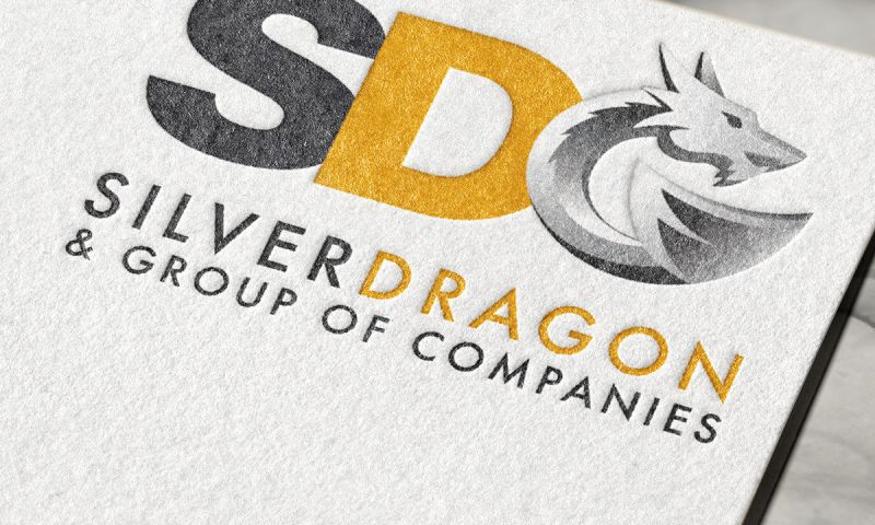BRIGHTSAND designs - Silver Dragon & Group of Companies Logo & Website Design