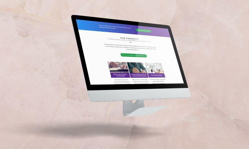 BRIGHTSAND designs - Leave Management Solutions Website Design