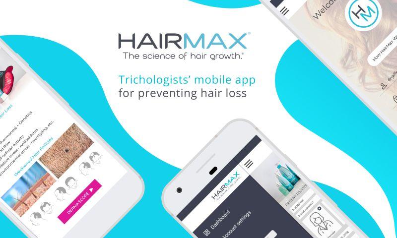 UppLabs - HairMax