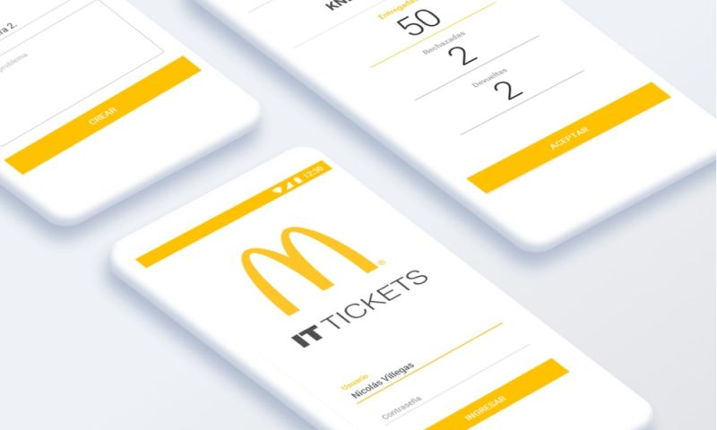 Clarika - Internal Use Mobile Apps Design & Development