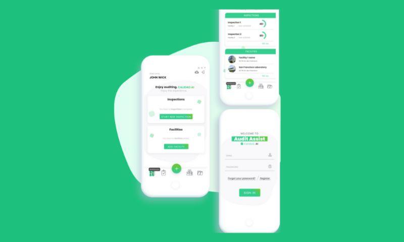 Clarika - App Development for Pharmaceutical Auditing Software Company