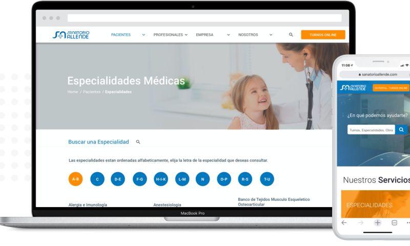 Clarika - Software & Web Dev for Hospitals