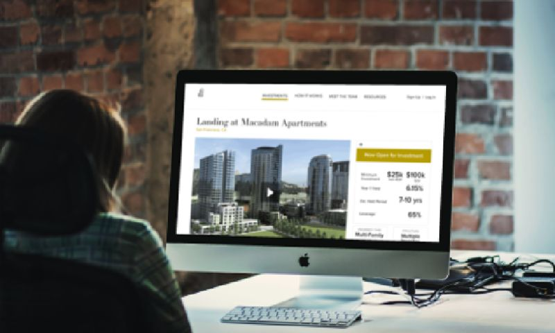 Experion Technologies - Crowdfunding Real Estate Marketplace