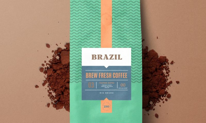 Techxide - Brazil Bew Fresh Coffee