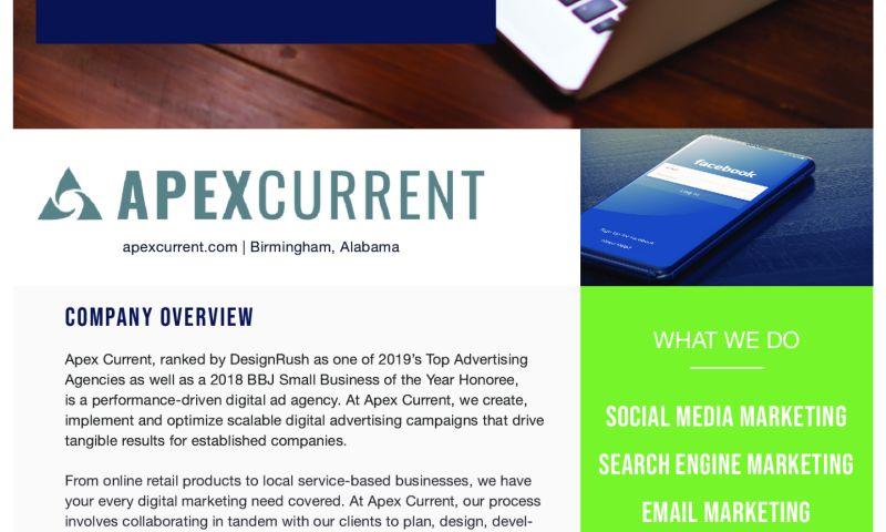 Apex Current - Apex Current Client Case Studies