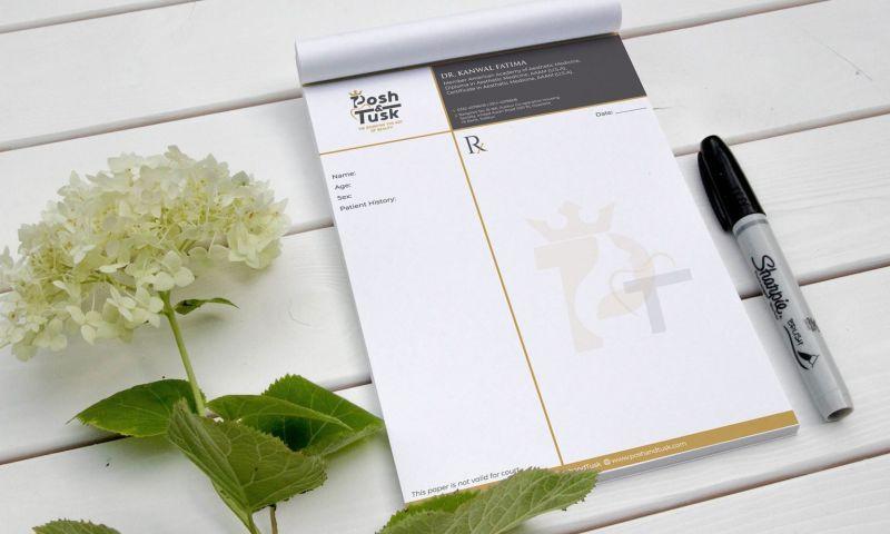 Zera Creative - Posh & Tusk Branding and Print Design