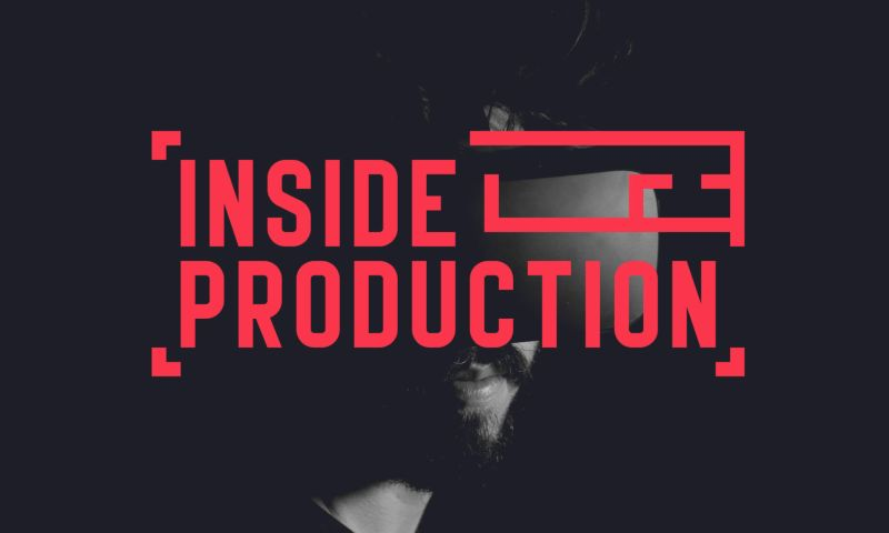 Pink Lions - Branding for Inside Production - the company that creates virtual 3D tours